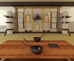 Die 34 besten bilder von japanische einrichtung for Wohnzimmer japanisch einrichten