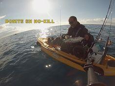 Pêche en kayak Hobie outback 2015