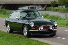 Houtkamp Classic cars MGB GT FOR SALE