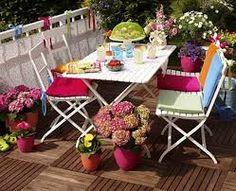 Resultado de imagen para decoracion de terrazas