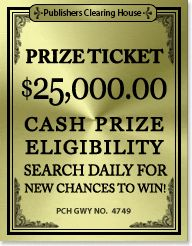PCH Search & Win: pch spectrum2 lifetime path entry