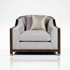 Grosvenor Show Wood Armchair