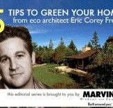 5 Tips to Green Your Home From Organic Architect Eric Corey Freed | Inhabitat - Sustainable Design Innovation, Eco Architecture, Green Building