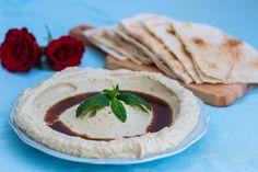 Baba Ganoush – Libanesisk aubergineröra