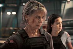 Sarah Connor cannot be censored. The heroine is memorably a badass, tough-as-nails Terminator lead who has no issue throwing out some F-bombs. When her character's story be, Edward Furlong, James Cameron, Arnold Schwarzenegger, Superhero Movies, Marvel Movies, Todd Haynes, New Orleans, New York, Terminator Movies
