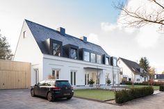 Prachtig wit huis