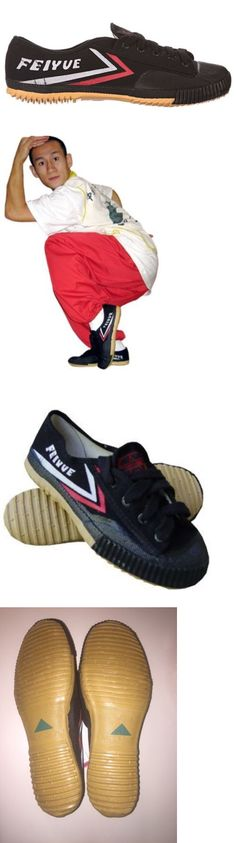 Shoes and Footwear 73989: Feiyueblack Kung Fu Wushu Shoes Feiyue Top One (44)By Feiyue -> BUY IT NOW ONLY: $84.99 on eBay!