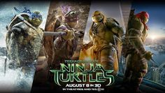 Os Melhores Filmes em Torrent: AS TARTARUGAS NINJA (2014) - Dublado - BluRay 1080...