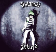 Servamp || Watanuki Sakuya