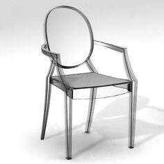 Louis Gosht par Philippe Starck