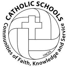Catholic Schools Week Thank You Card Free Printable School Week, School Teacher, School Days, Sunday School, Middle School, Teacher Stuff, Catholic School Board, Catholic Schools Week, Religion Activities