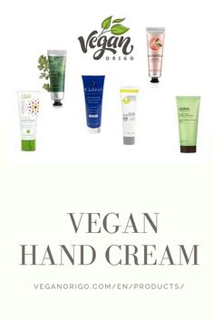Hand care with vegan products
