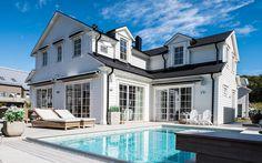 """Se fler bilder ifrån huset New England hus A3075 """"Alla familjer är olika – därför är"""