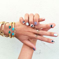 Song of Style festival #nails