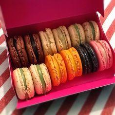 #macarons collection!!!