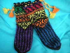 Ravelry: Turkish Socks pattern by Anna Zilboorg