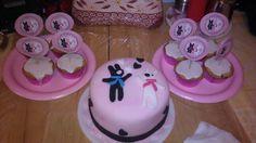 Gaspard and Lisa birthday cake theme