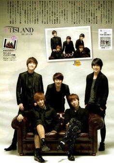 FT ISLAND ♡ Choi Jong-hoon, Lee Hongki ,Lee Jae jin, Song Seung-hyun, and Choi Min-hwan.