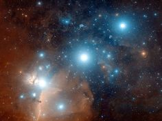 Fabrizio Rozzi Blog: [Night-sky jewels]: Orion's Belt