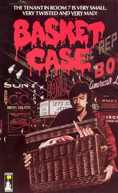BLACK HOLE REVIEWS: BASKET CASE (1982) - Frank Henenlotter's world of wicker