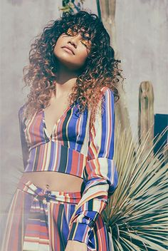Zendaya for The Zendaya Edit