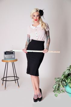 I bought this skirt last night and it is magical. I love the new Bettie Page store on Newbury Street! Also magical.