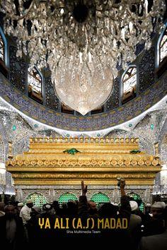 Imam Hussain Karbala, Ya Ali, Imam Ali Quotes, Shia Islam, Heaven On Earth, S Pic, Art Drawings, Art Paintings