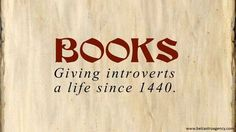 Not only introverts everyone truly