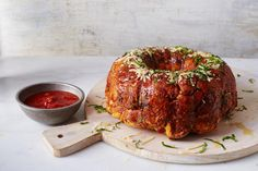 The Ultimate Super Bowl Recipes - Southern Living: Pull-Apart Pizza Bread