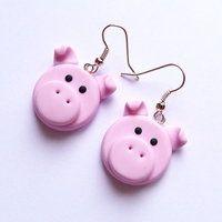 Pink piglets by amalie2