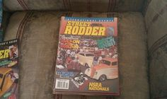 Our item, STREET RODDER NOVEMBER 1993, is available.  Click image to buy. ($13.99)