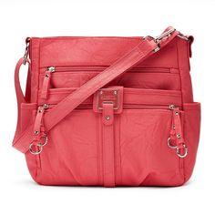 Rosetti Double-Duty Bucket Bag, Women's, Med Pink