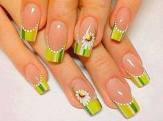 Love French? U can play with different tones and add in sunflowers to make the design more sunny. Call us at 63488930 to create the unique look you want. #beautyspace.sg