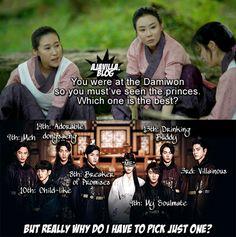 Scarlet Heart: Ryeo: Episodes 12 & 13: The Battle Begins