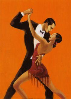 Tango, by Aline Bureau.
