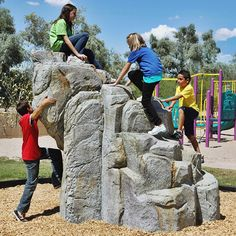 Find out all of the information about the Eldorado Climbing Walls product: playground climbing boulder . Contact a supplier or the parent company directly to get a quote or to find out a price or your closest point of sale. Noah's Park, Park Playground, Playground Ideas, Backyard Playground, Climbing Wall, Boulder Climbing, Custom Shades, Thing 1, Outdoor Kitchen Design