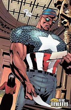 isaiah bradley captain america   Isaiah Bradley Captain America