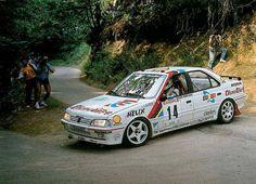 Peugeot 405 rally. Voor gebruikte onderdelen van de #Peugeot405 kijk eens hier: https://bartebben.nl/onderdelen/peugeot/405.html #TweedehandsOnderdelen #PeugeotAutoonderdelen