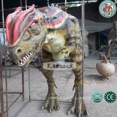 Realistic Dinosaur Costume | Realistic Walking With Dinosaur Costume