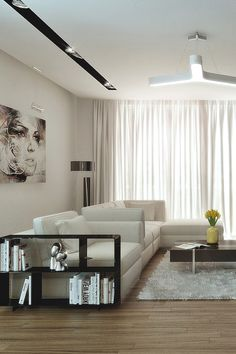"livingpursuit: "" Modern Apartment by Modd Design """
