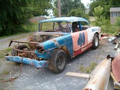 1955 Chevrolet 210 Specs, Photos, Modification Info at CarDomain 1955 Chevrolet, 1955 Chevy Bel Air, Cool Sports Cars, Cool Cars, Junkyard Cars, Abandoned Cars, Abandoned Vehicles, Demolition Derby, Old Race Cars
