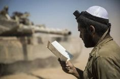 A growing number of Israelis are realizing their connection to God, and that only He can bring them ultimate victory in battle
