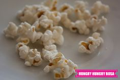 hungry . hungry . rosa: Review: Pipcorn White Truffle Mini Popcorn