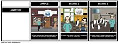 "Themes, symbols, and motifs come alive when you use a storyboard. In this activity, students will identify a theme of ""Mr. Popper's Penguins"", and support it with evidence from the text."