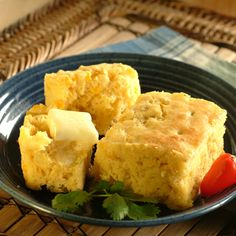 This Jalapeño Cheese Corn Bread is studded with plenty of goodies: whole pieces of corn, bits of jal...