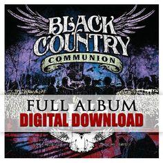 Black Country Communion - Live Over Europe - Digital Album