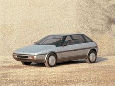 1983 Renault Gabbiano (ItalDesign Giugiaro)