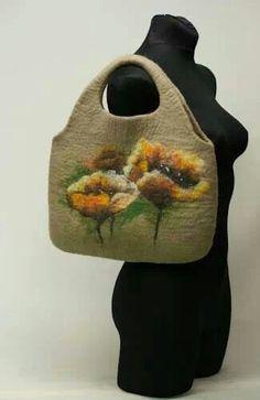 #felt #bag #poppy