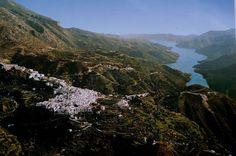 Parque Natural Sierra de las Nieves pueblo blanco
