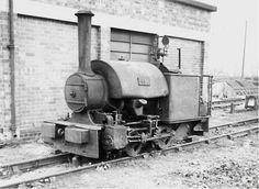 Bagnall 0-4-0ST industrial loco